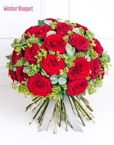 Stunning bouquets in Philippa Craddock Flowers' 2014 Valentine's Day Collection | Flowerona