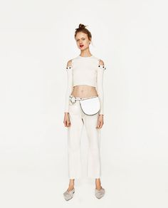ZARA - WOMAN - LIMITED EDITION JOIN LIFE T-SHIRT