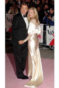 Kate Moss en Christian Dior