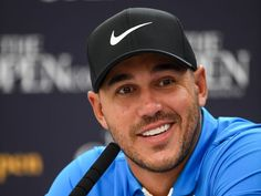 11 Of The Best Brooks Koepka Quotes From 2019 - The four-time Major winner and World Number One has become one of the most opinionated golfers this year Brooks Koepka Girlfriend, Latest Golf News, Hot Guys, Hot Men, Free Agent, Social Media Channels, Number One, Other People