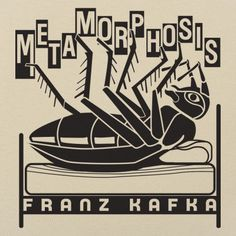 Kafka Metamorphosis T-Shirt by 6 Dollar Shirts. Thousands of designs available for men, women, and kids on tees, hoodies, and tank tops.
