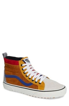 VANS SK8-HI MTE INSULATED WATER RESISTANT SNEAKER.  vans  shoes 3e1b6e385