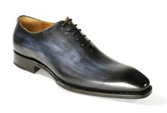 Burnished Calfskin Lace-Up Oxford Caramel – C&E Los Angeles Brown Oxfords, Black Loafers, Black Shoes, White Oxford Shoes, Gents Shoes, Dress Like A Parisian, Black Leather Leggings, Fashion Shoes, Mens Fashion