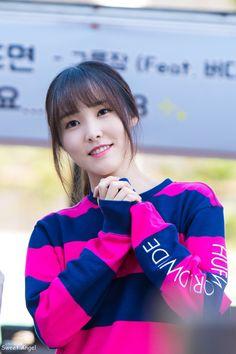 GFRIEND UNITED Kpop Girl Groups, Kpop Girls, Kim Ye Won, Gfriend Yuju, Cloud Dancer, G Friend, Girl Bands, Pop Group, K Idols