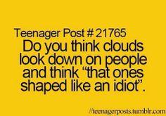 hahaaa funny teenager post