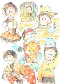 Anime Fnaf, Anime Oc, Anime Guys, Kawaii Art, Kawaii Anime, Doremon Cartoon, Chibi, Cartoon Wallpaper Hd, Doraemon Wallpapers