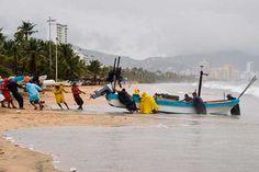 Por huracán Norma México suspendió clases y habilitó albergues