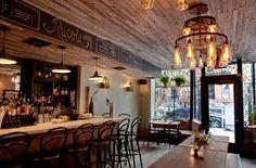 Rucola restaurant in Brooklyn NY