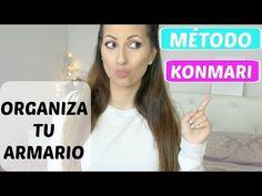 ♡ El Método Konmari ♡ Aprende a organizar tu armario - YouTube