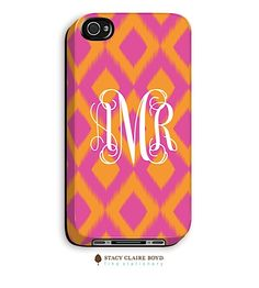 Stacy Claire Boyd-phone | 3D iPhone 4/4S Cases | iKatching 3D iPhone Case (SCB) | The PrintsWell Store