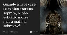 Game of Thrones The North Remembers, Vampire Diaries, Sad, Wallpapers, Instagram, Game Of Thrones Funny, Quotes Motivation, Words, One Man Wolf Pack