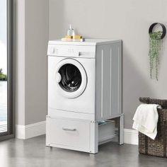 Bútorok - Lealkudtuk Stacked Washer Dryer, Washer And Dryer, Washing Machine, Sideboard, Laundry, Home Appliances, Modern, Home Decor, Monitor