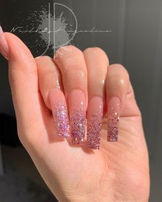 Meet your Posher, Kaylaa Hi! Some of my favorite brands are PINK Vic… – louis vuitton nails acrylic Summer Acrylic Nails, Best Acrylic Nails, Acrylic Nails Glitter, Pastel Nails, Summer Nails, Aycrlic Nails, Gold Nails, Bling Nails, Stiletto Nails