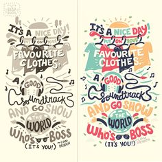 Show the world who's boss on Behance by Risa Rodil