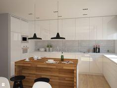 Kuchnia styl Skandynawski - zdjęcie od Motifo.pl Architektura & Wnętrza - Kuchnia - Styl Skandynawski - Motifo.pl Architektura & Wnętrza