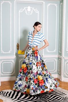 Alice + Olivia SPRING/SUMMER 2015 READY-TO-WEAR