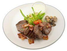 Mini Steak Bites for a High Protein Paleo Lunch Perfect  Mein Blog: Alles rund um die Themen Genuss & Geschmack  Kochen Backen Braten Vorspeisen Hauptgerichte und Desserts # Hashtag