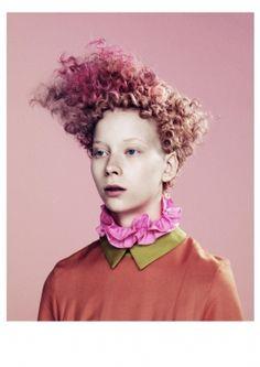 進藤 郁子 | WORKS作品集 | 資生堂 HAIR&MAKE UP ARTIST | 資生堂グループ企業情報サイト