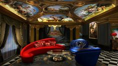 At the startling cost of $7 million per room, Macau's The 13, with its 200 baroquely crafted suites, fancies itself possibly as the world's most expensive hotel. Stephen Hung's masterpiece of a luxury hotel is slated to open later this summer.