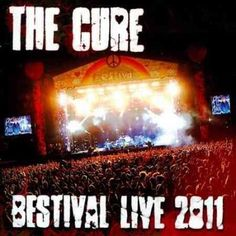 Cure - Bestival Live 2011