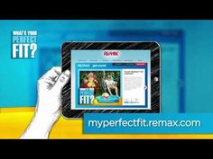 RE/MAX Asks, What's Your Perfect Fit? For contest details, visit https://myperfectfit.remax.com.