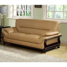 Beverly Fine Furniture Koriga Sofa Upholstery: