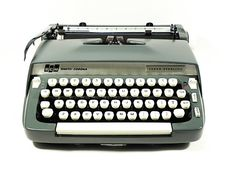 SUPER SALE vintage industrial typewriter  Smith by jetsetvintage, $80.00