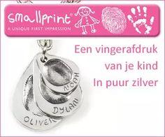 Smallprint Zilveren sieraden