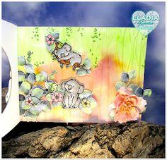 Bay Window Maps - Koala Funny Farm, Bay Window, Maps, Creative, Blue Prints, Map, Cards