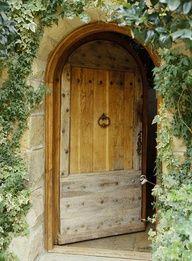 La puerta del Templo Magnifico, Hollywood, CA