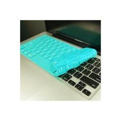 TopCase Solid TEAL Keyboard Silicone Cover Skin for Macbook $1.99