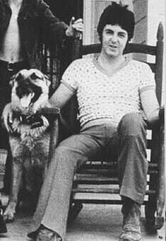 Paul McCartney & GSD - Yet another reason to Love Paul !