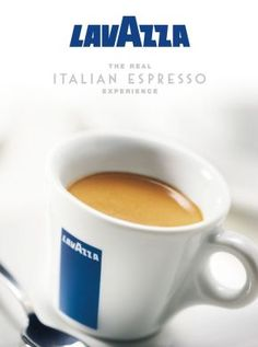 Experience the Joys of Coffee Perfection Lavazza has been bringing the flavor, aroma and pleasure of excellent coffee to Italian homes for more than a century — bring it into yours Coffee Logo, Coffee Branding, Coffee Latte, Best Coffee, Coffee Advertising, Creative Advertising, Italian Espresso, Italian Coffee, Bao Bar