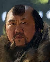 Kublai Khan - Marco Polo fanart