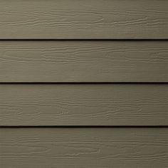 James Hardie HardiePlank Primed Timber Bark Cedarmill Lap Fiber Cement Siding Panel (Actual: 0.312-in x 6.25-in x 144-in)