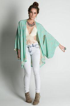 Kimono | Women's Fashion | Pinterest | Kimonos and Over sized