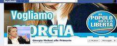 """""""Vogliamo ...orgia"""" Quando lo staff della Meloni mise online la nuova pagina Facebook della parlamentare PDL fece una gaffe clamorosa!!!"""