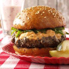 Want this italian burger