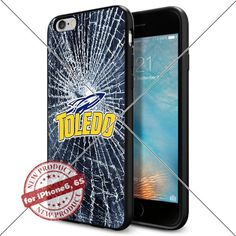 WADE CASE Toledo Rockets Logo NCAA Cool Apple iPhone6 6S Case #1618 Black Smartphone Case Cover Collector TPU Rubber [Break] WADE CASE http://www.amazon.com/dp/B017J7FIBC/ref=cm_sw_r_pi_dp_Ufnvwb18B5G1K