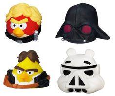 Rovio And Hasbro Announce Angry Birds Star Wars Toys