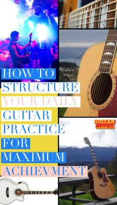 guitar daily practice routine