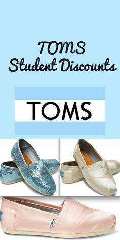 discount Toms