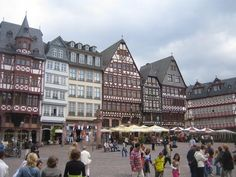 Frankfurt, Germany. Much more than an airport.