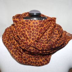 #scarf 129:- @ http://decult.se/store/products/bomulsscarf-guldbrun