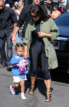 Kim Kardashian Photos - The Kardashians Film at a Roller Rink - Zimbio