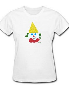 New Orleans Graphic TShirts Mr Bingle Face by BethDaiglePhotograph