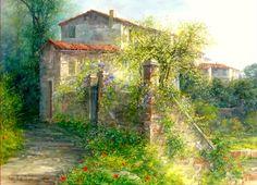 Antonietta Varallo ~ Landscape painter   Tutt'Art@   Pittura * Scultura * Poesia * Musica  