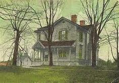 Crawfordsville Indiana, Home Again, Family Love, Back Home, Heroines, History, Biography, Awesome, Painting