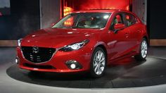 Mazda unveiled the all-new completely redesigned Mazda3!
