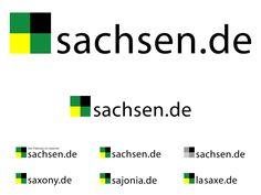 sachsen.de Logo